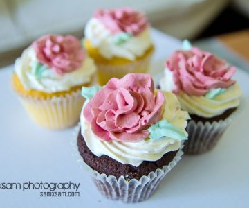 7D and Cup Cake