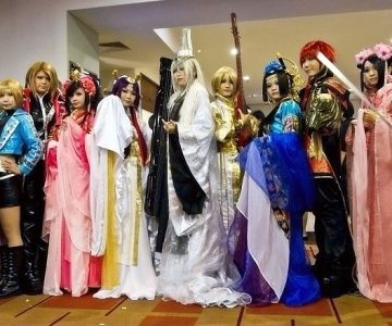 Cosplay..