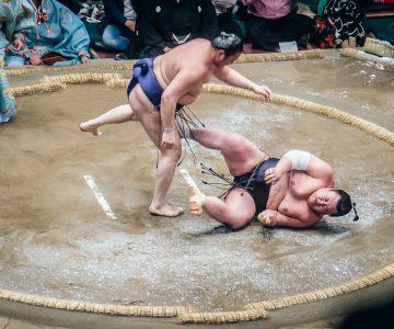 Japan Trip v2.0 - EDO-TOKYO Museum & Watching Sumo