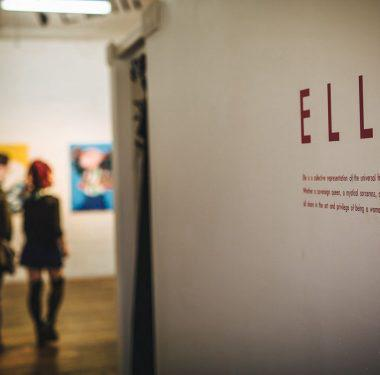 Elle – Lucy Lucy Solo Exhibition