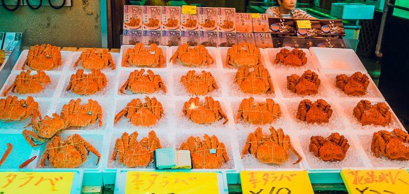 Japan Trip v3.0 - Hakodate Morning Market