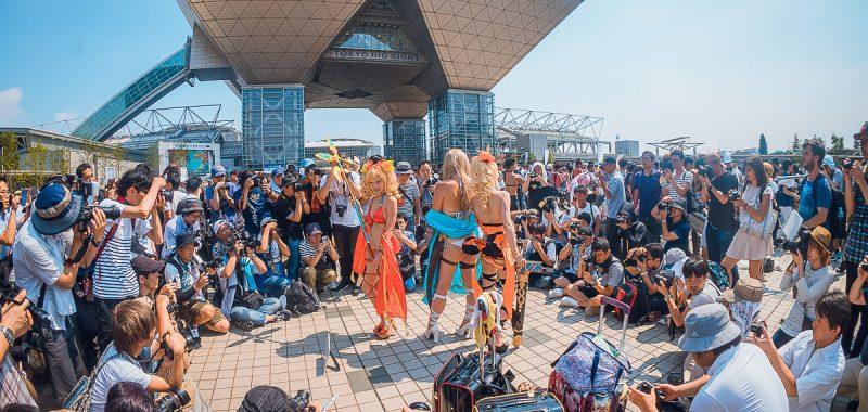Japan Trip v3.0 - Tokyo Comiket 2016