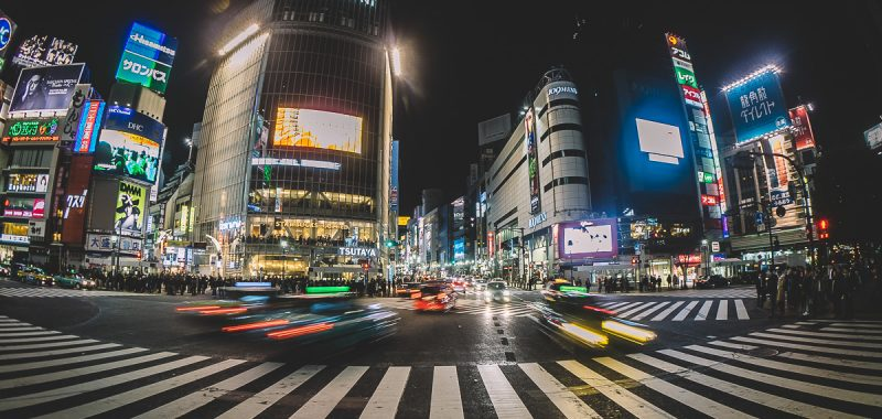 Japan Trip 4.0 – Shibuya Harajuku Lepak
