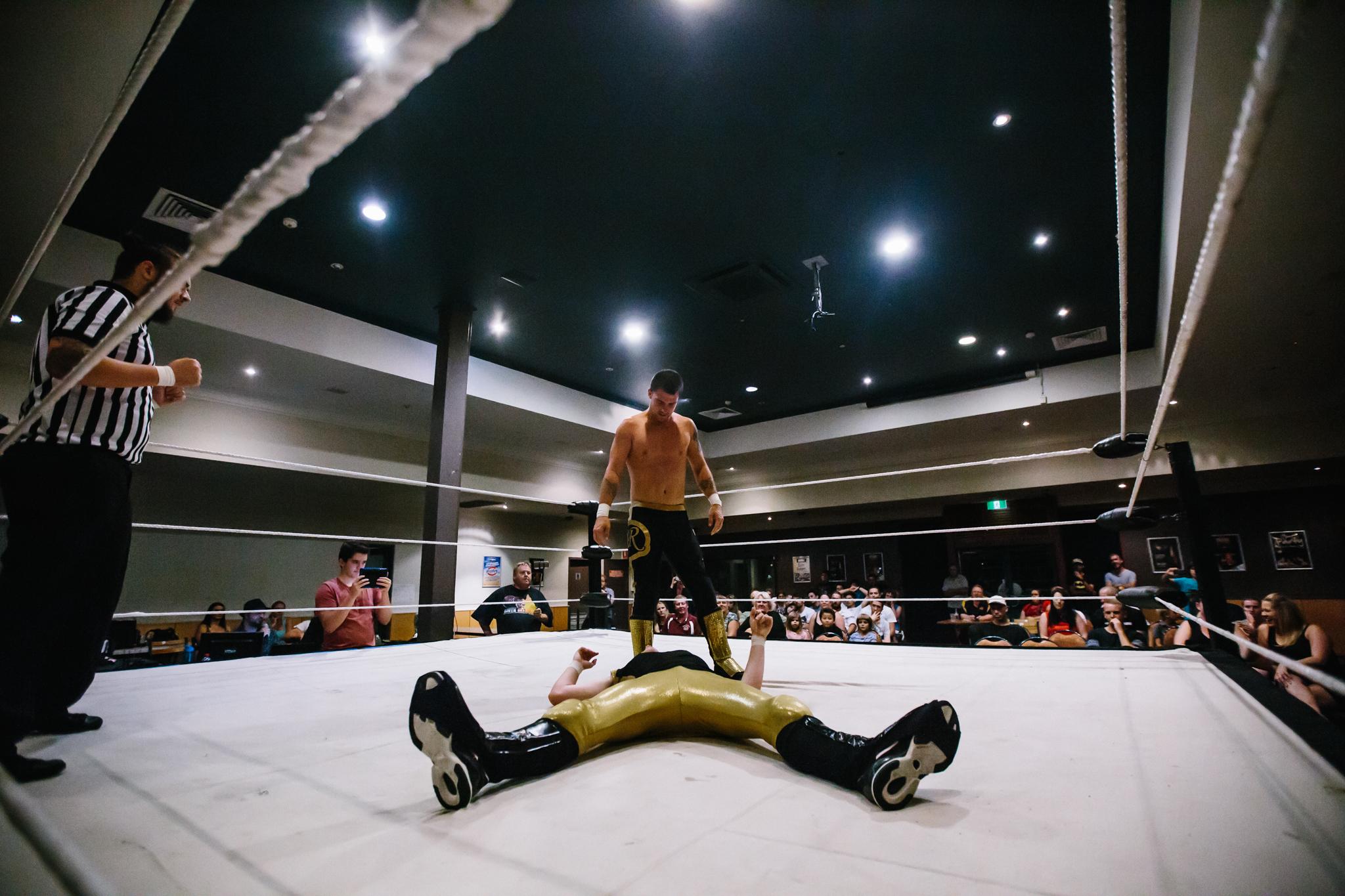 QCW Wrestling