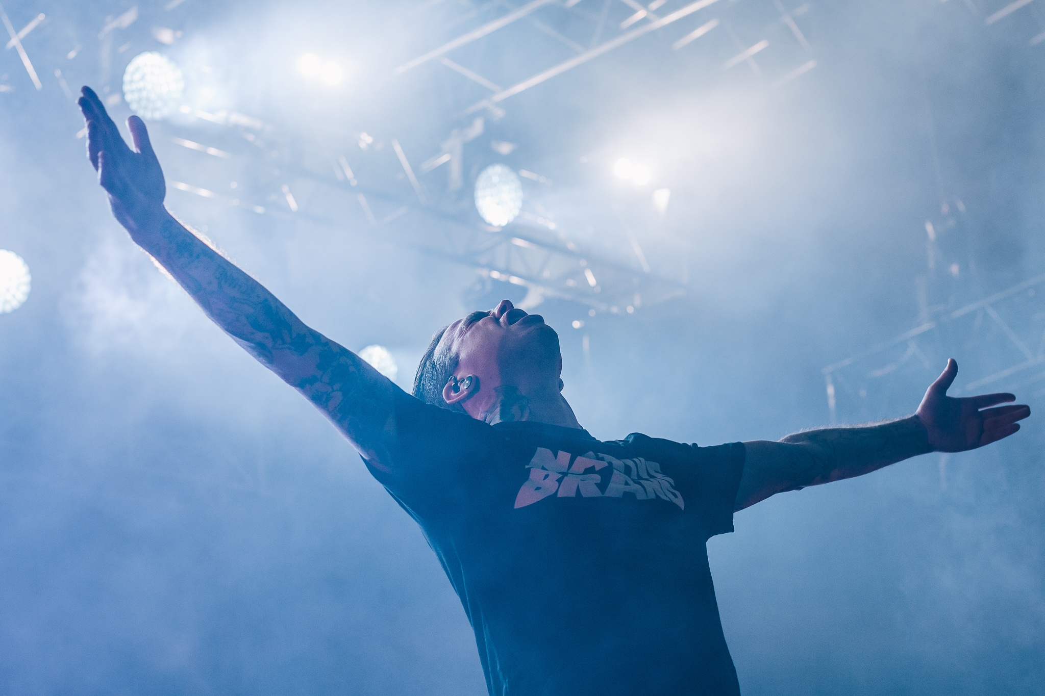 The Amity Affliction - Riverstage
