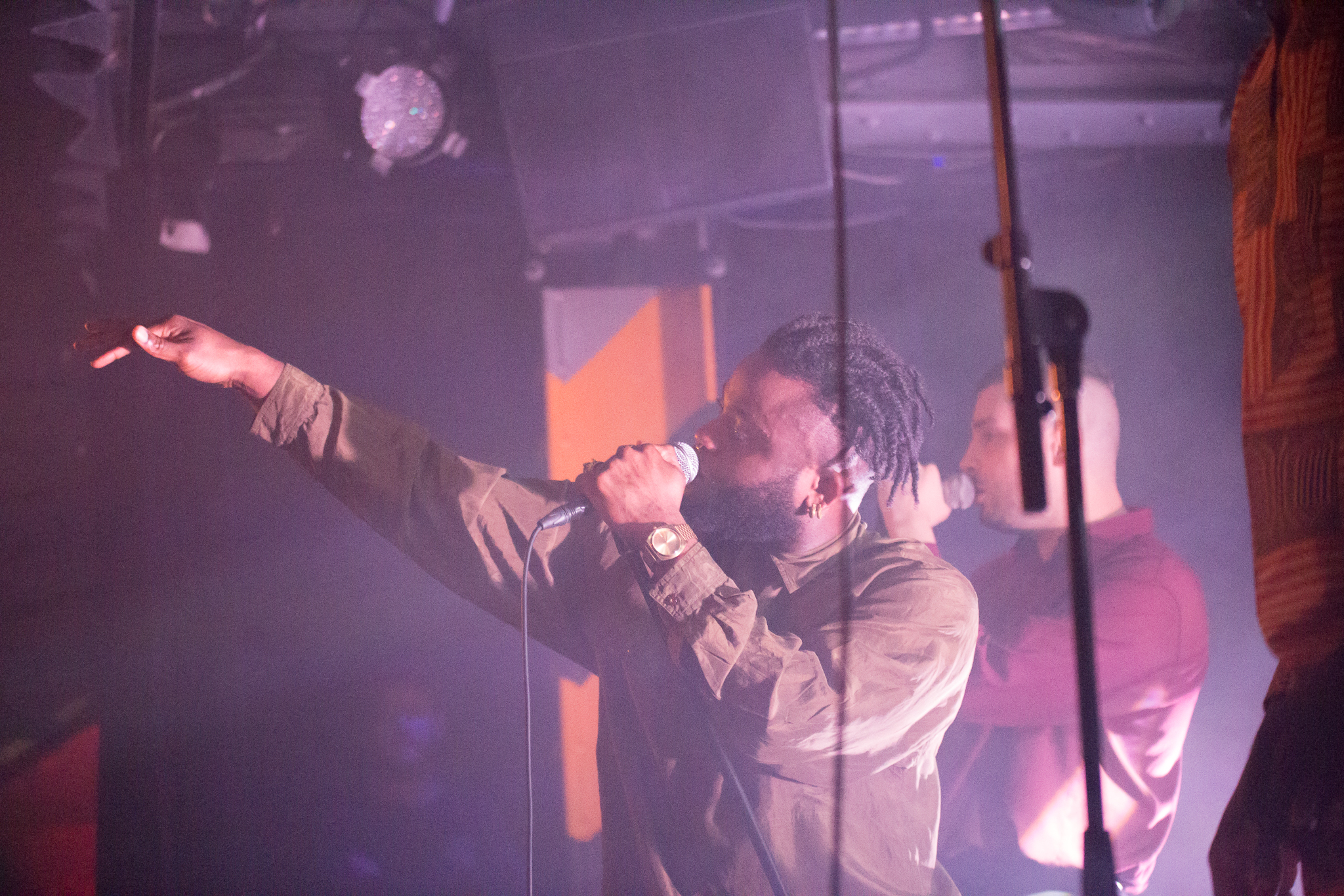 Young Fathers - Oxford Art Factory