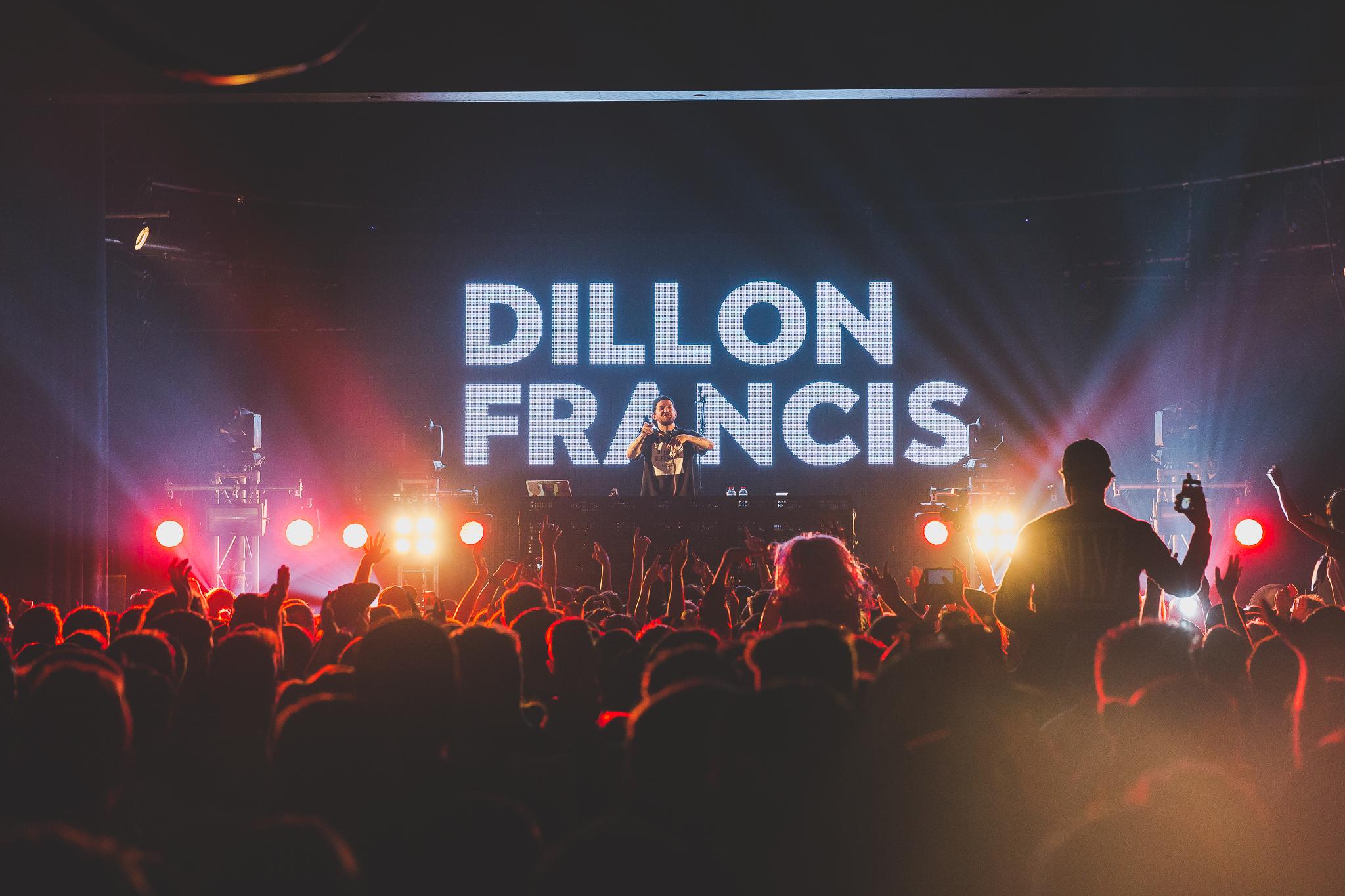 Dillon Francis - Max Watt's Sydney