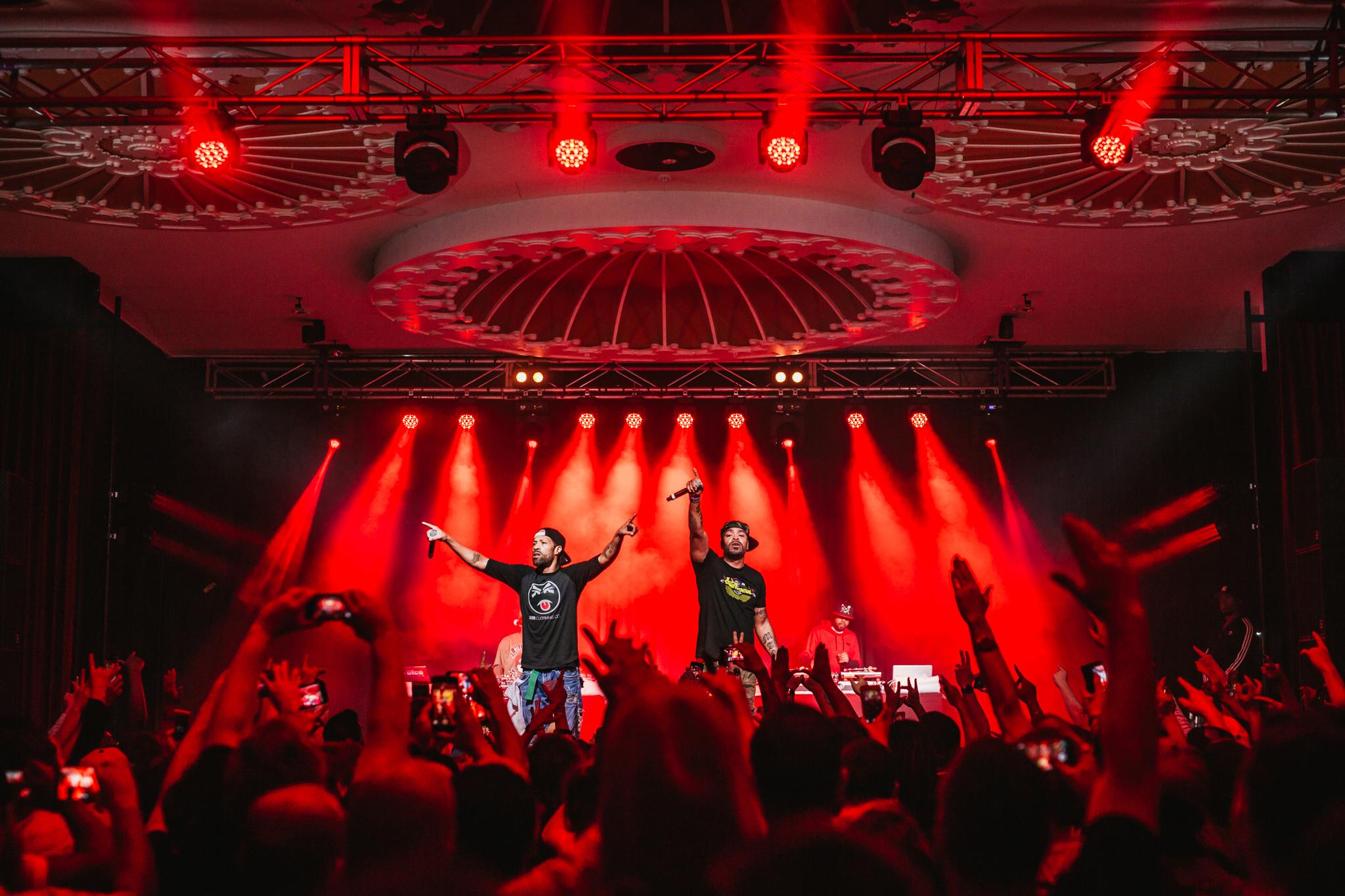 Method Man & Redman - Eatons Hill Hotel