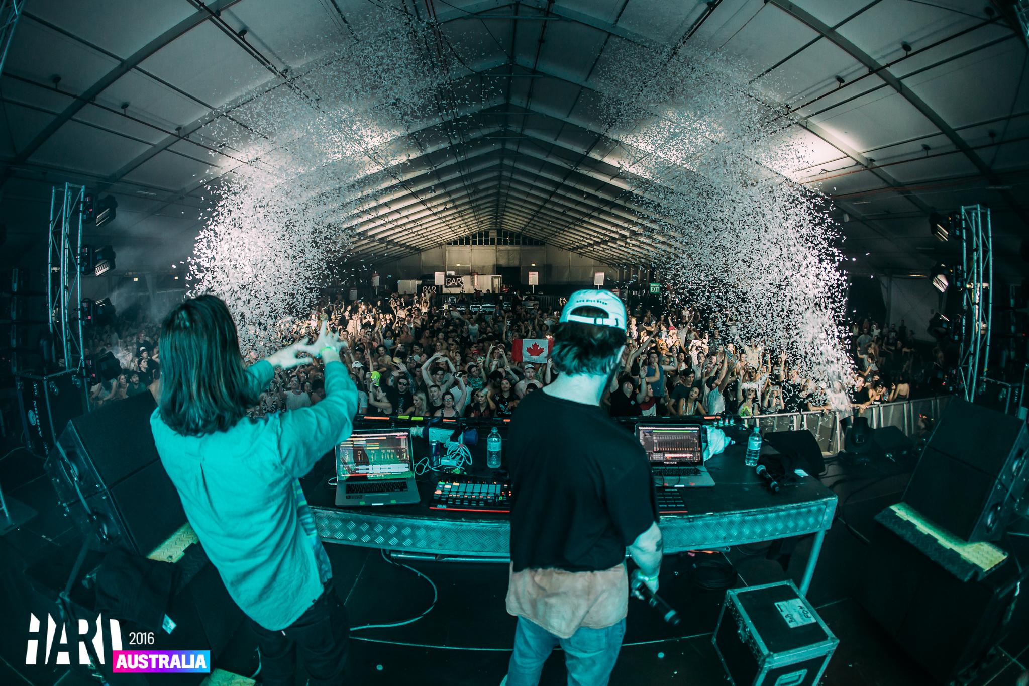 HARDfest 2016 - Brisbane