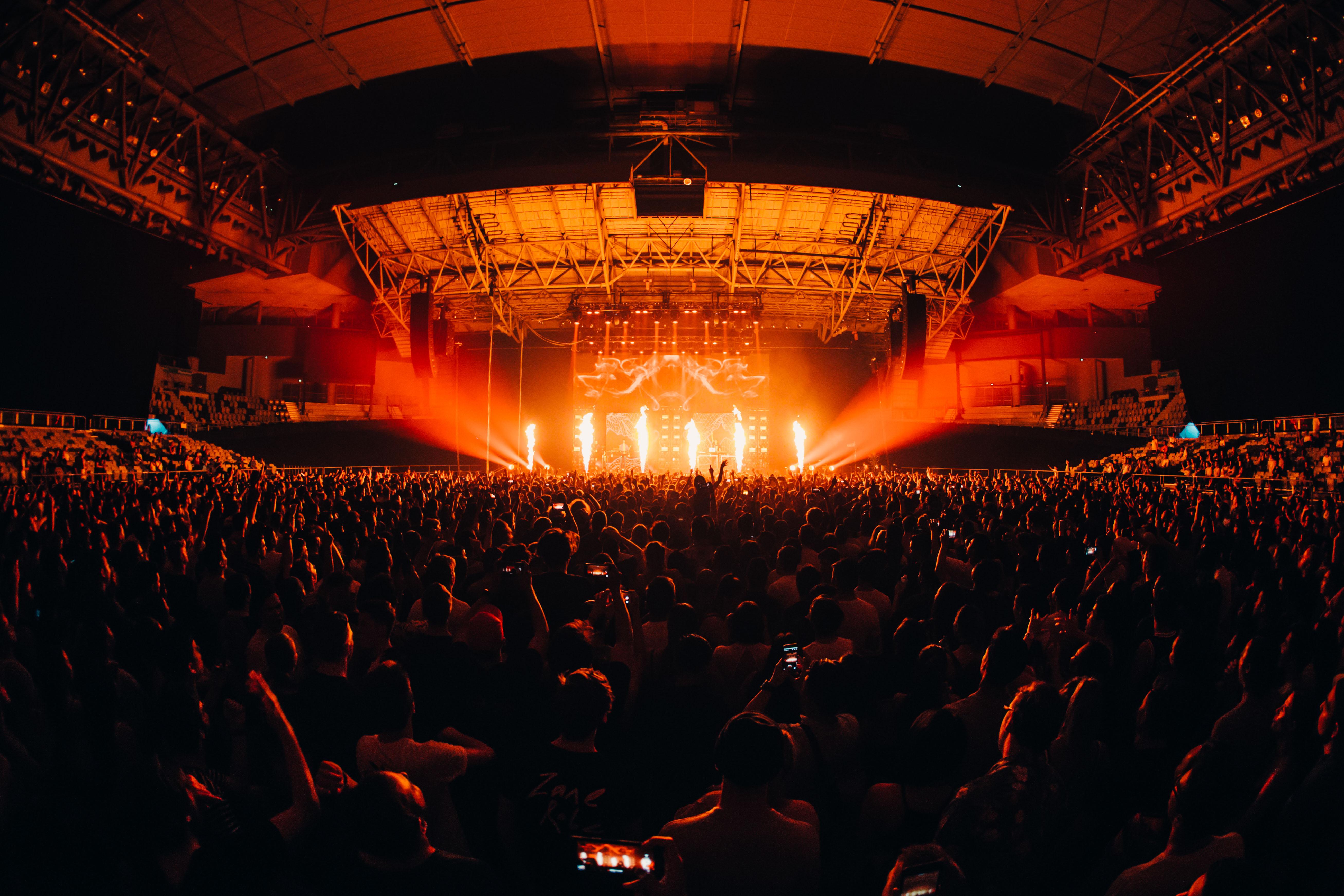 Porter Robinson & Madeon - Hisense Arena