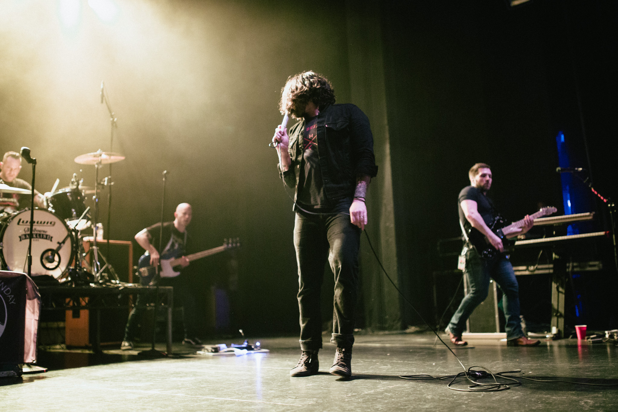 Taking Back Sunday - Enmore Theatre