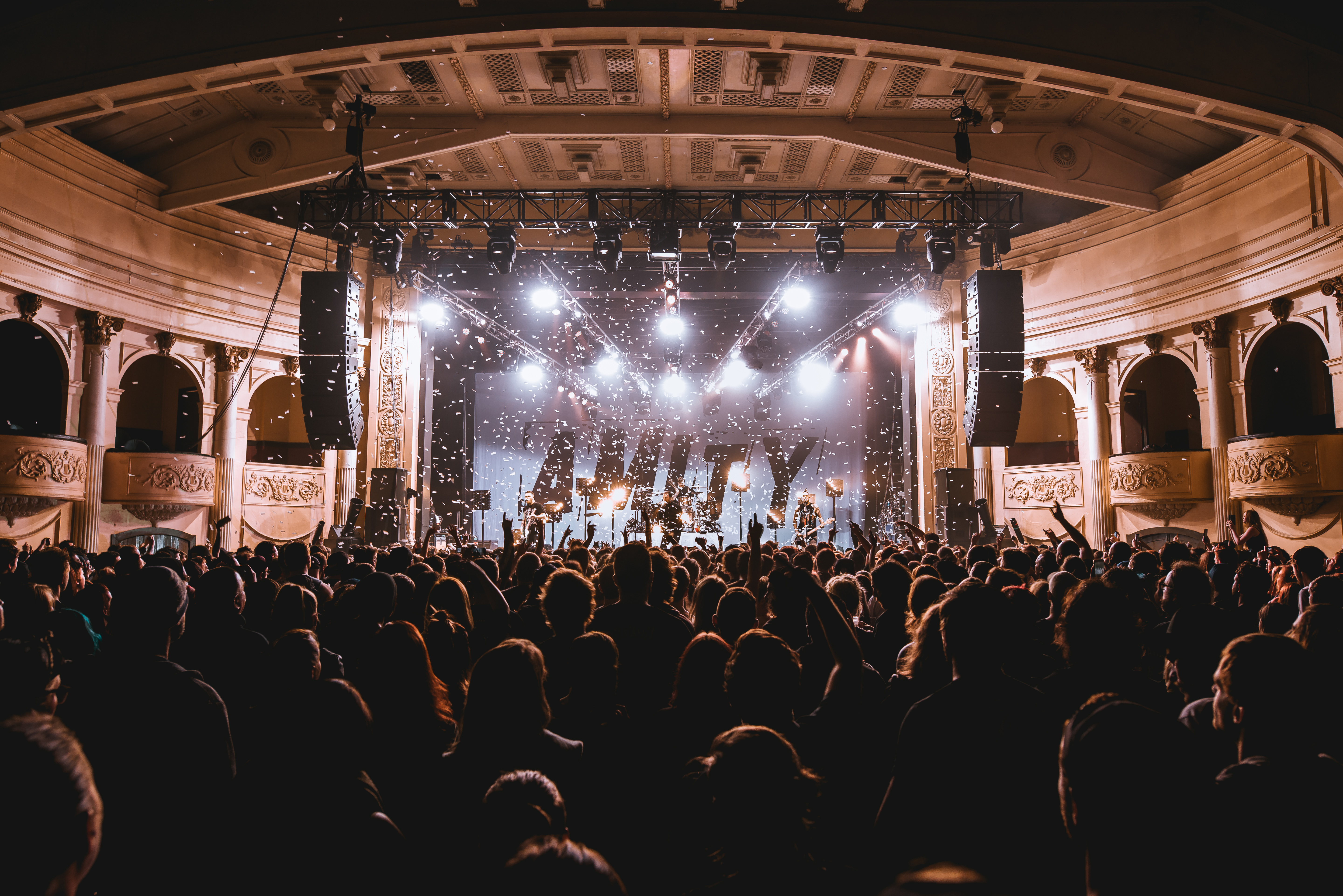 The Amity Affliction - Thebarton Theatre