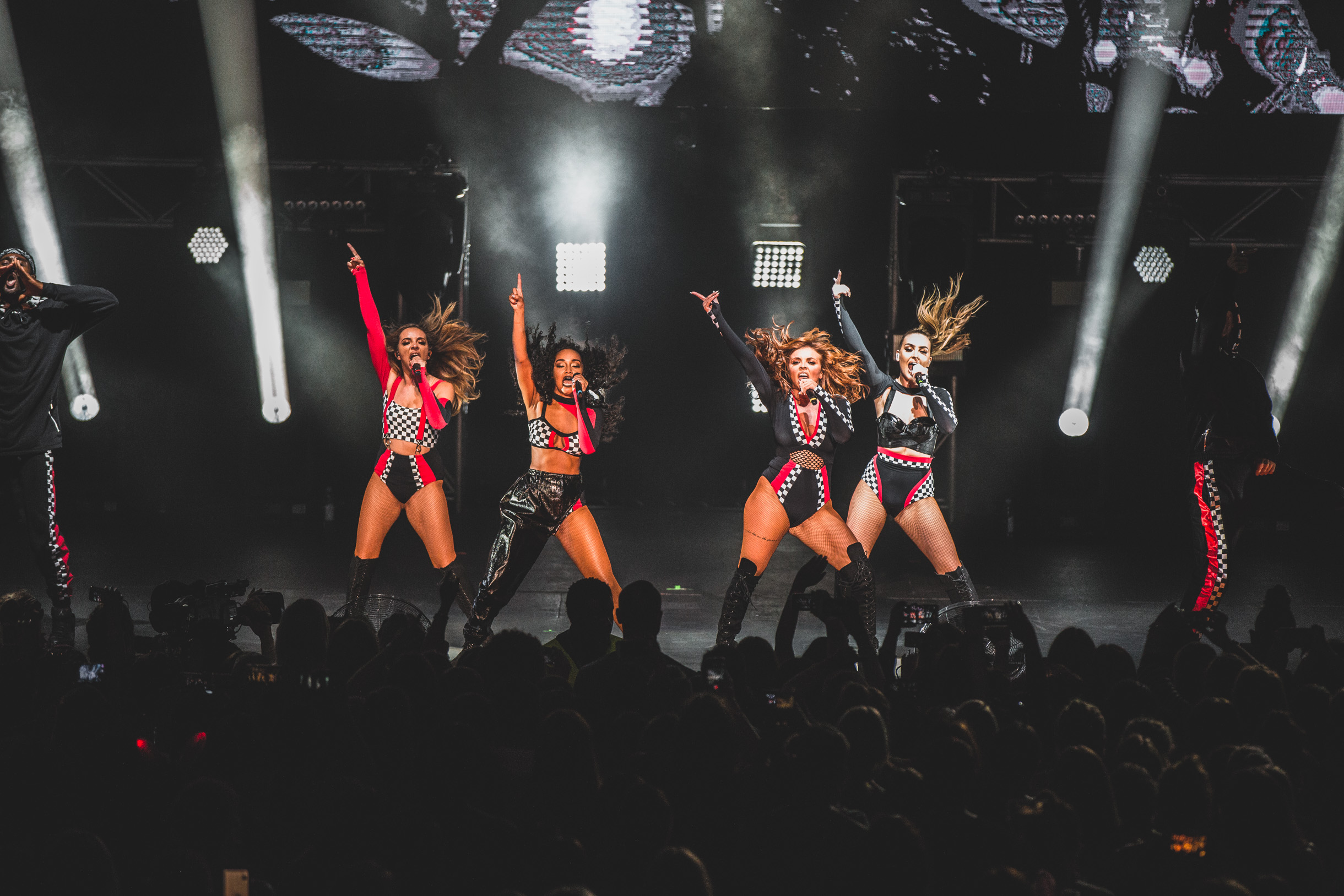 Little Mix - Crown Theatre