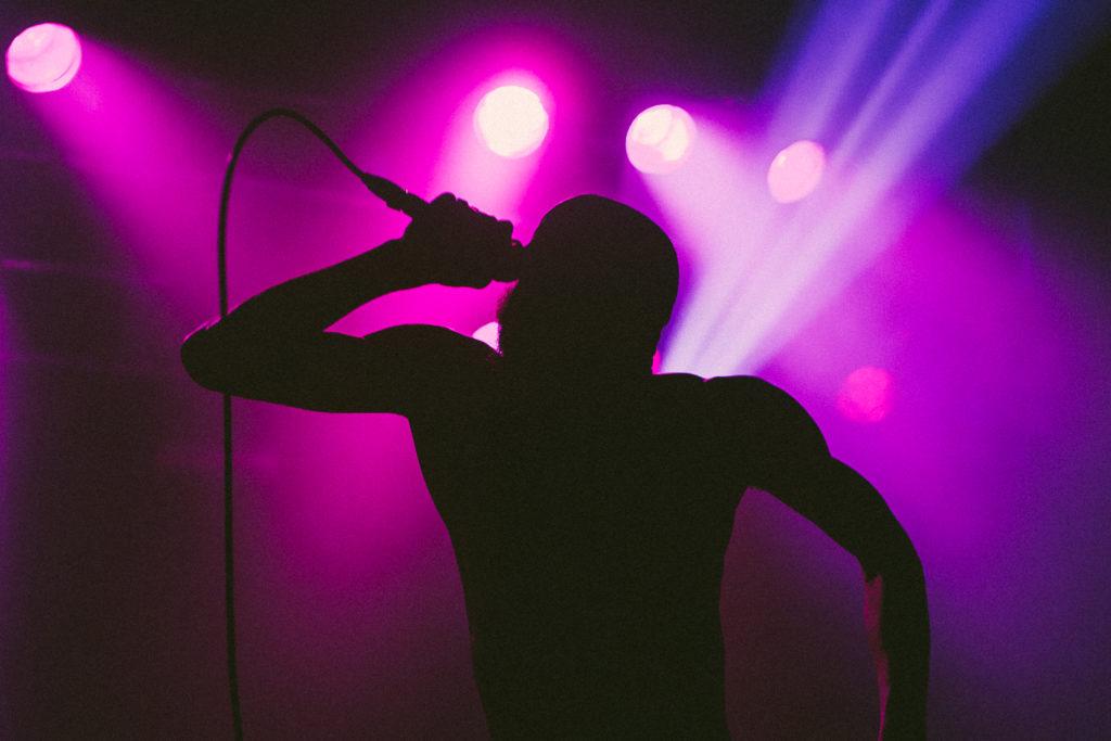 Mitch Lowe Photo - Death Grips - Max Watts Brisbane-15