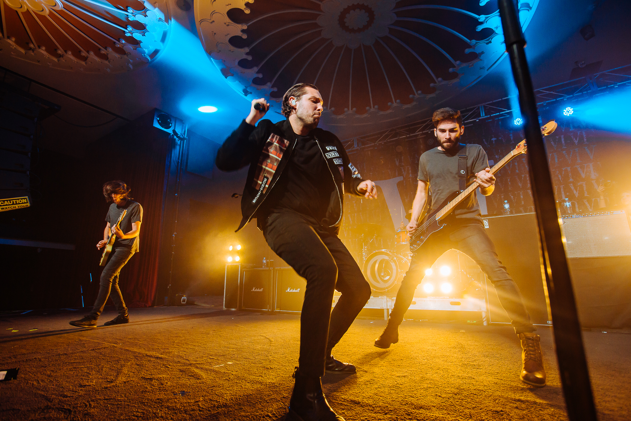 You Me At Six - Eatons Hill Hotel.