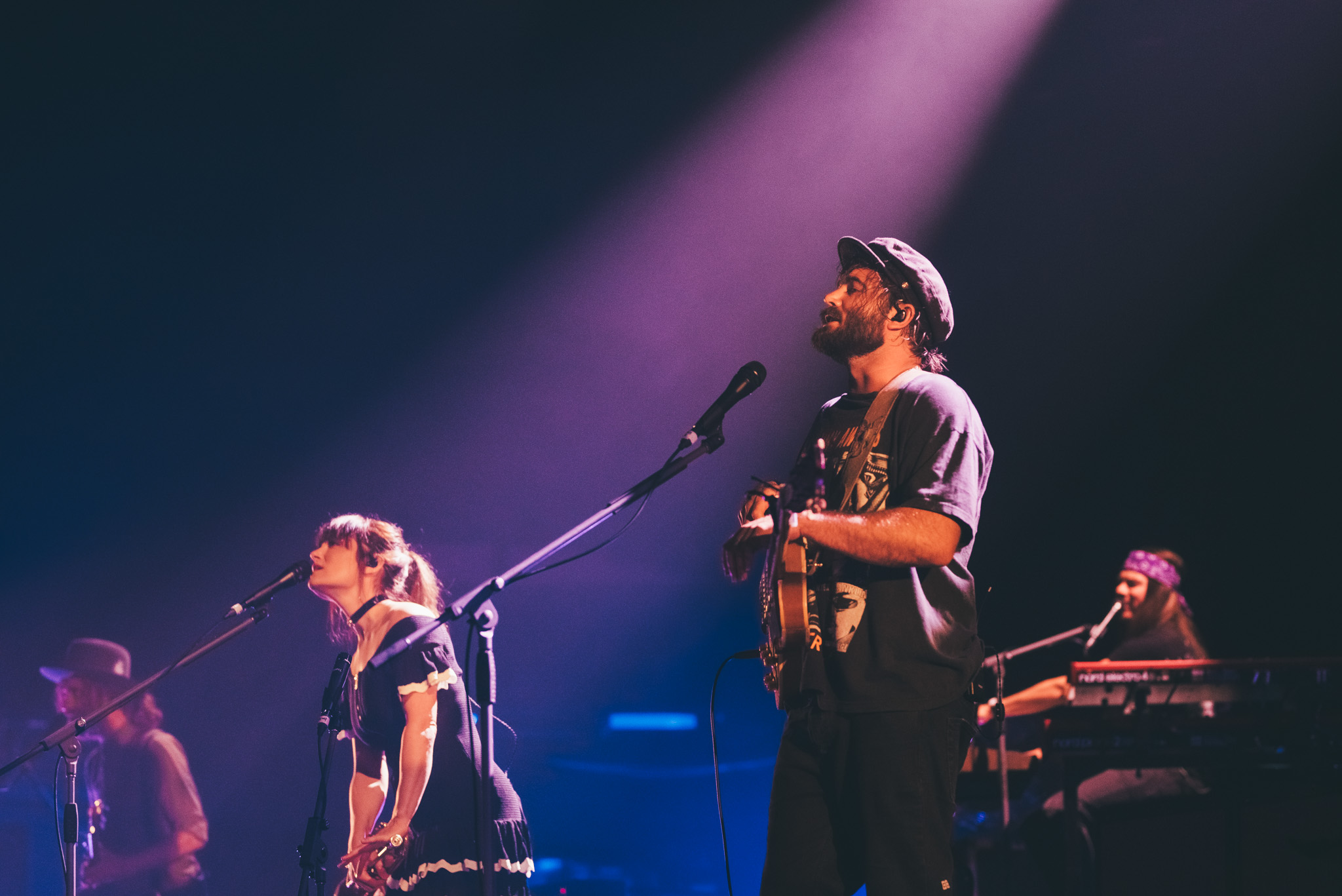 Angus & Julia Stone - Concert Hall, Perth