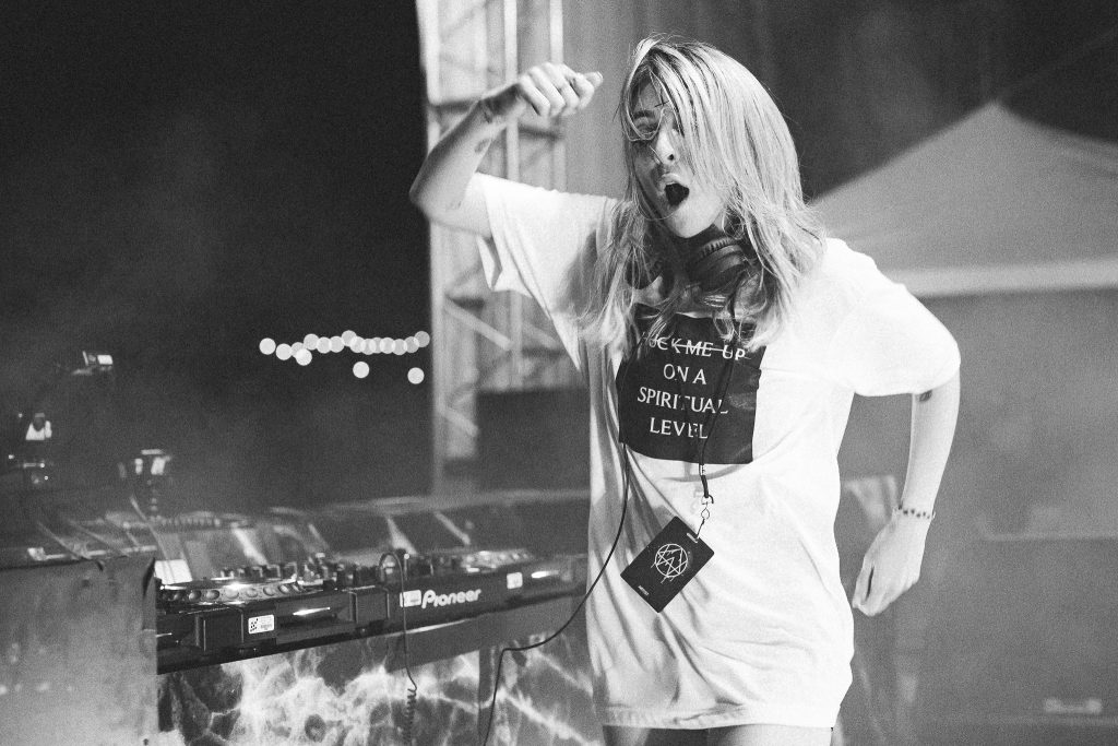 Mitch Lowe Photo - Alison Wonderland Scarehouse-62