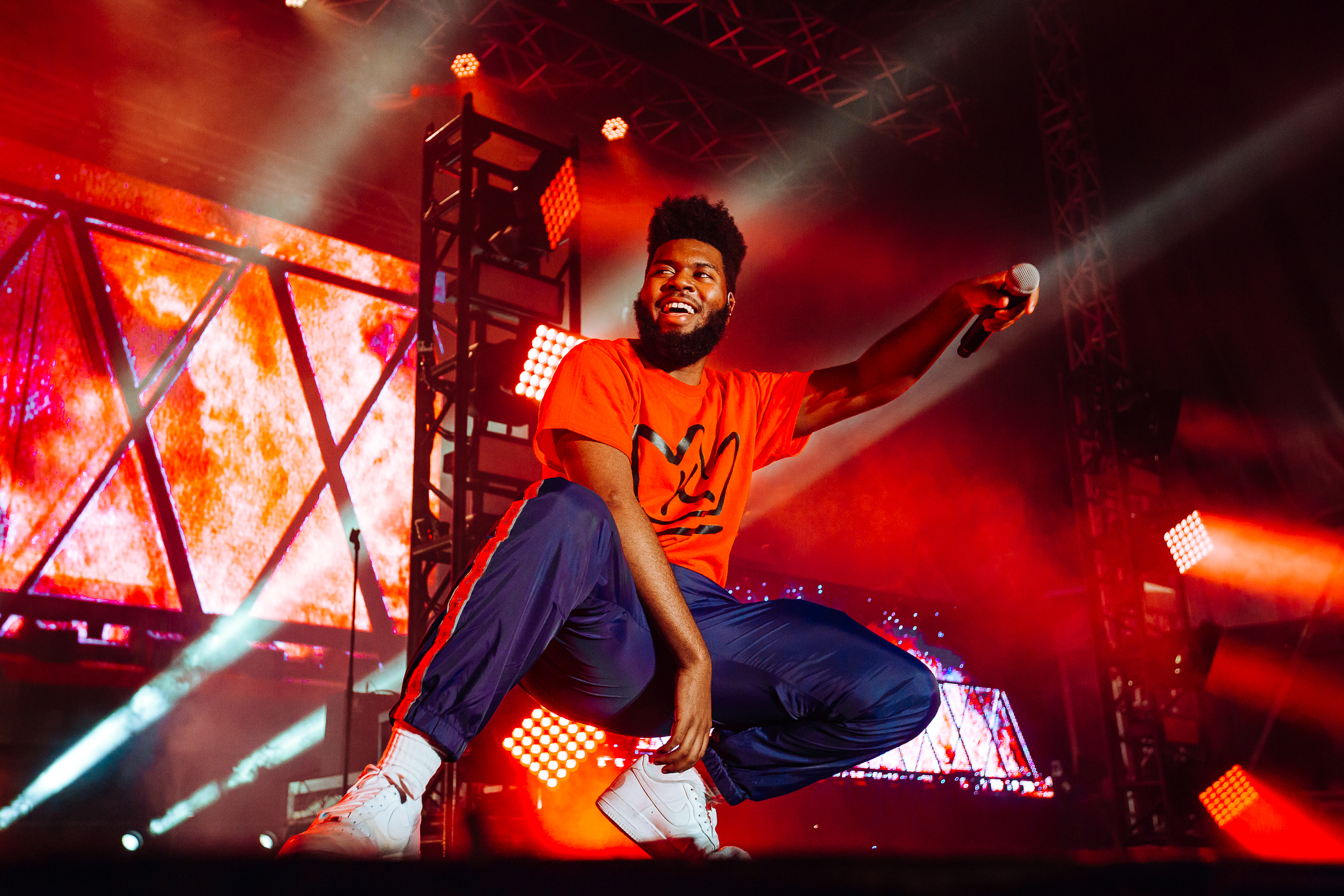 Khalid - Eatons Hill Outdoor