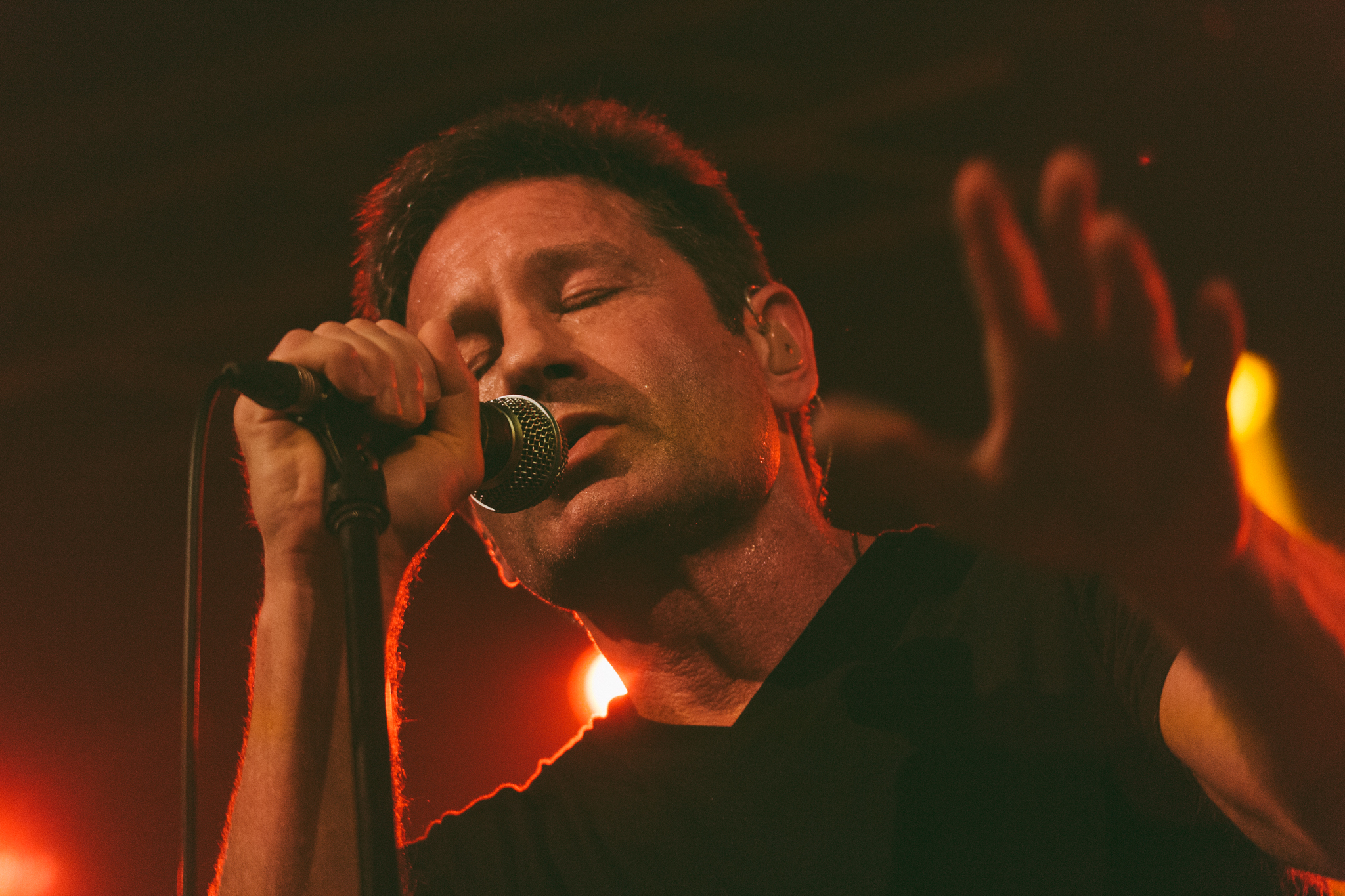 David Duchovny - 170 Russell