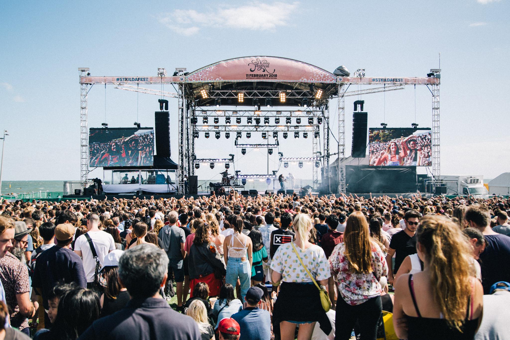 St Kilda Fest 2018