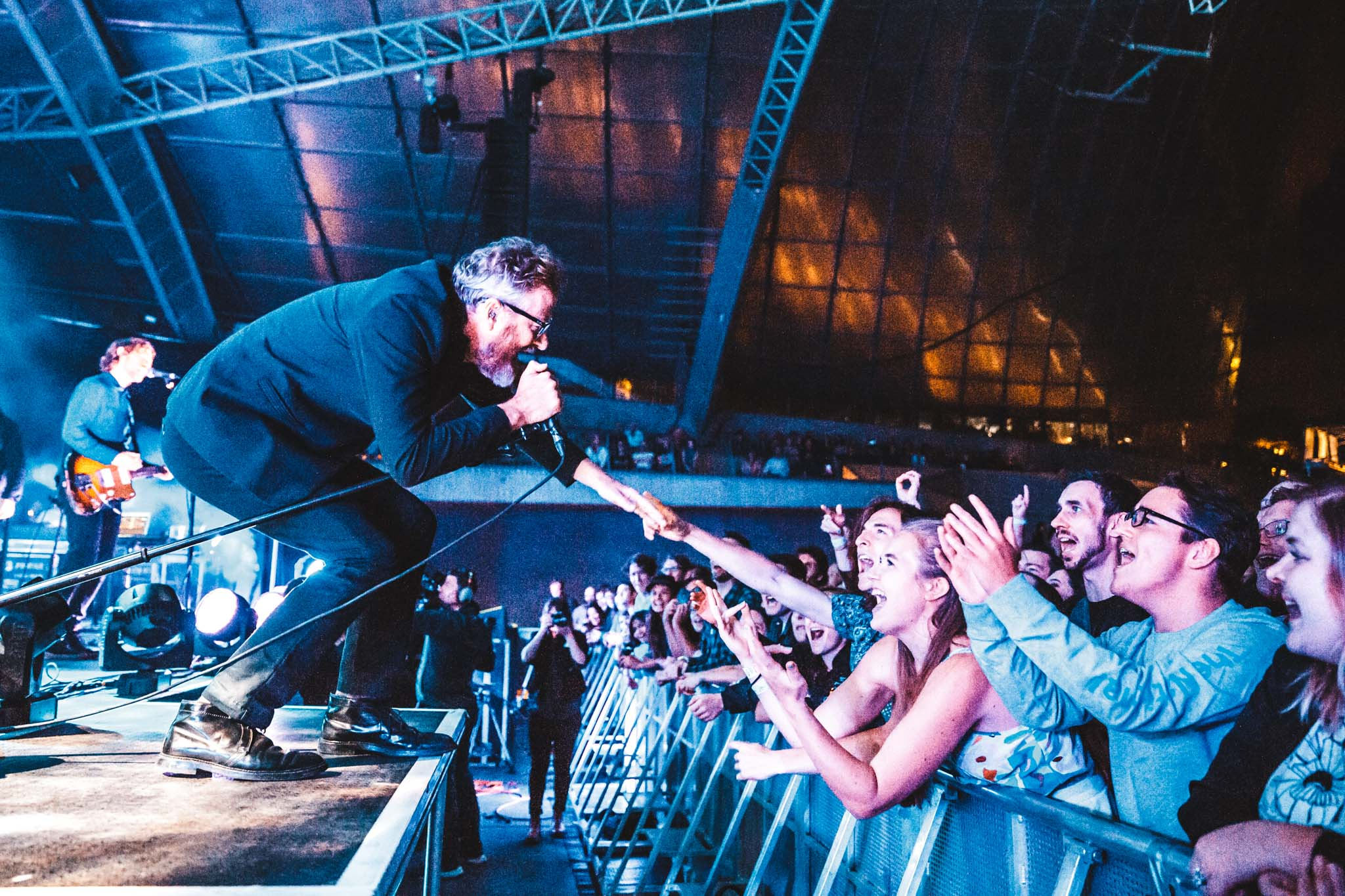 The National - Sidney Myer Music Bowl