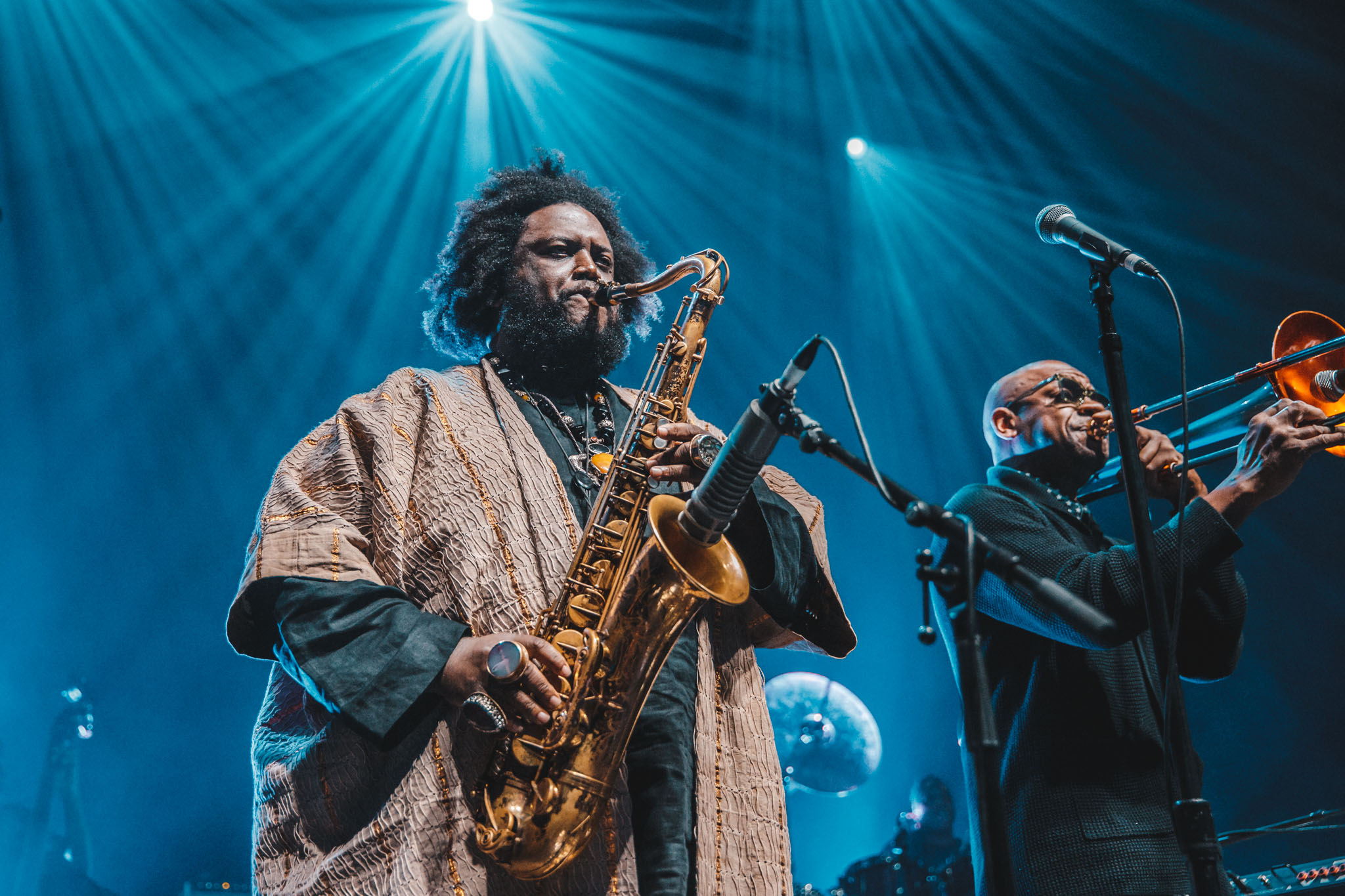 Kamasi Washington - Forum Theatre