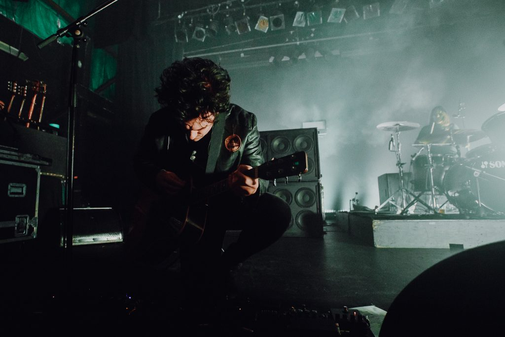 Mitch Lowe Photo - Black Rebel Motorcycle Club-23