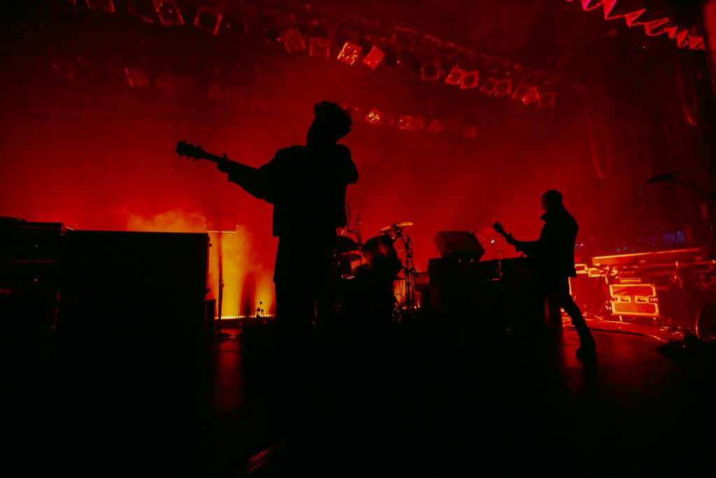 Mitch Lowe Photo - Black Rebel Motorcycle Club-25