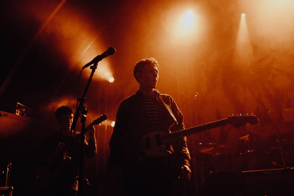 Mitch Lowe Photo - King Krule - The Triffid-12