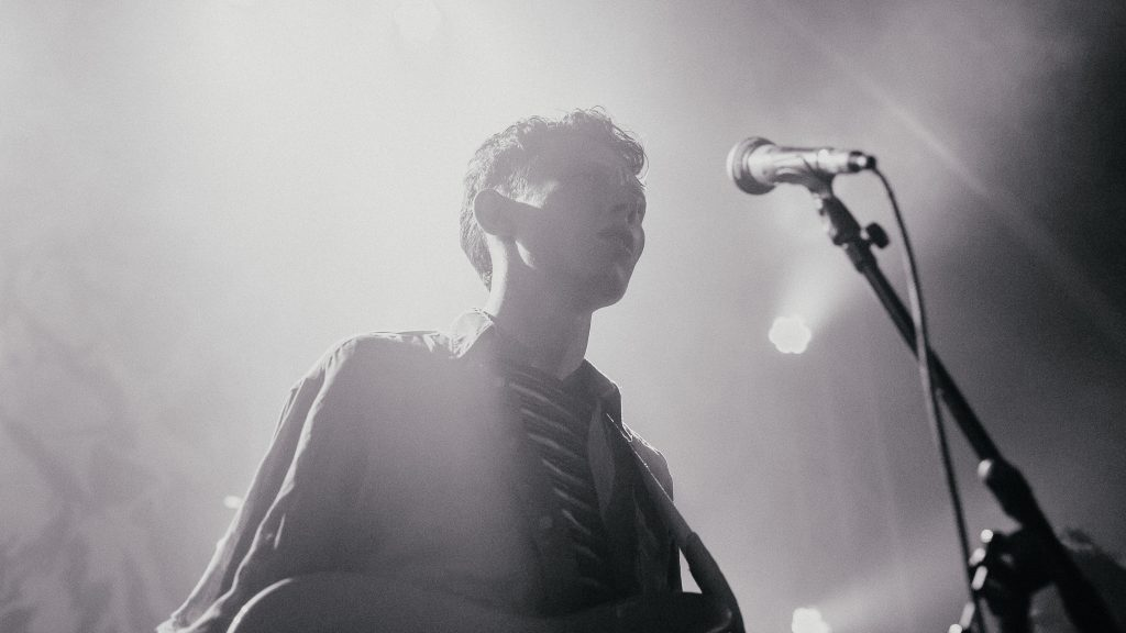 Mitch Lowe Photo - King Krule - The Triffid-19