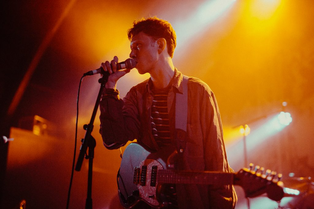 Mitch Lowe Photo - King Krule - The Triffid-9