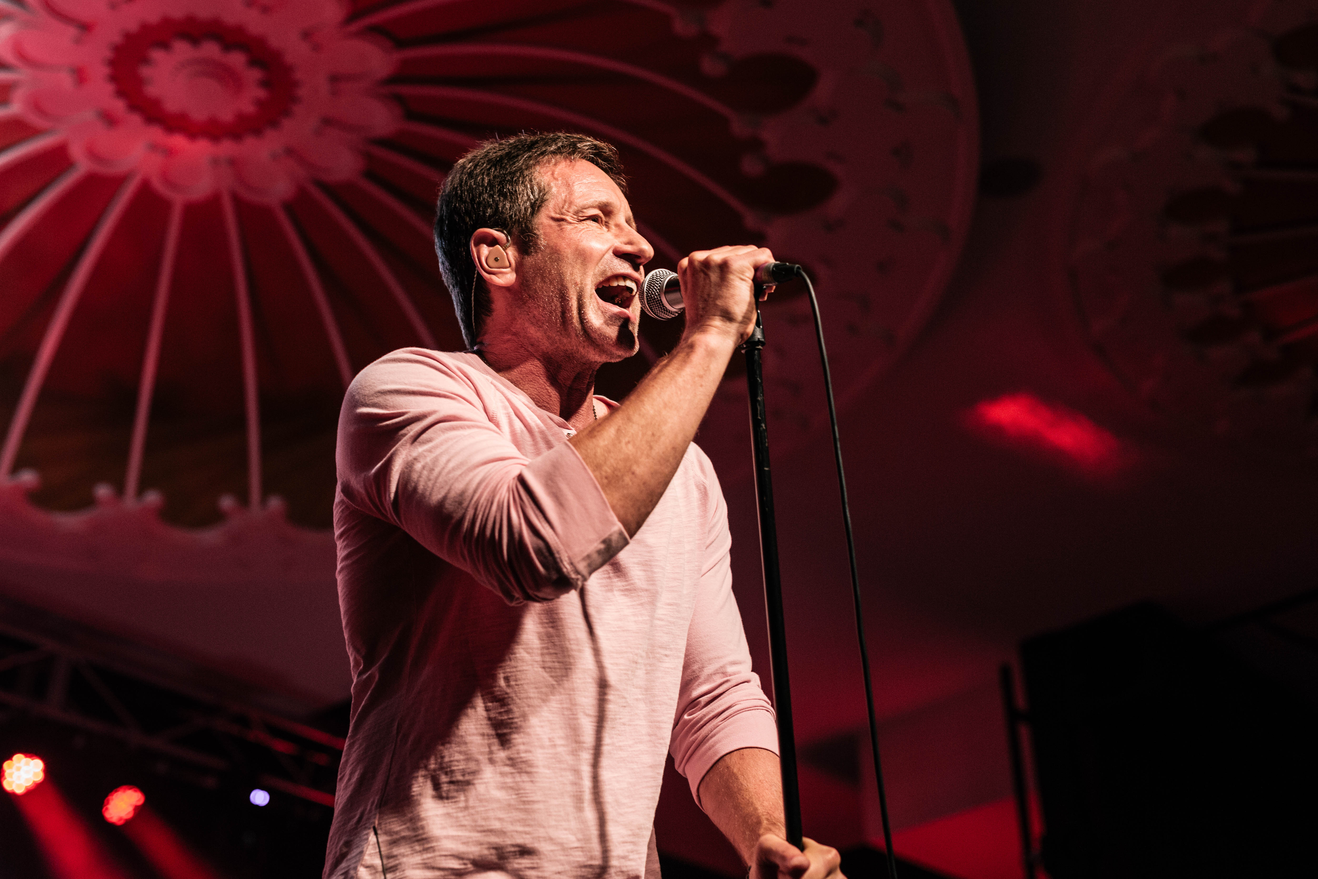 David Duchovny - Eatons Hill Hotel