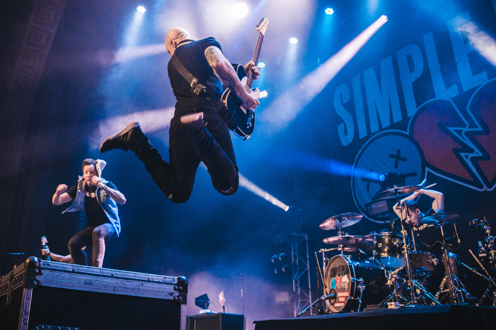 Simple Plan - Forum Melbourne