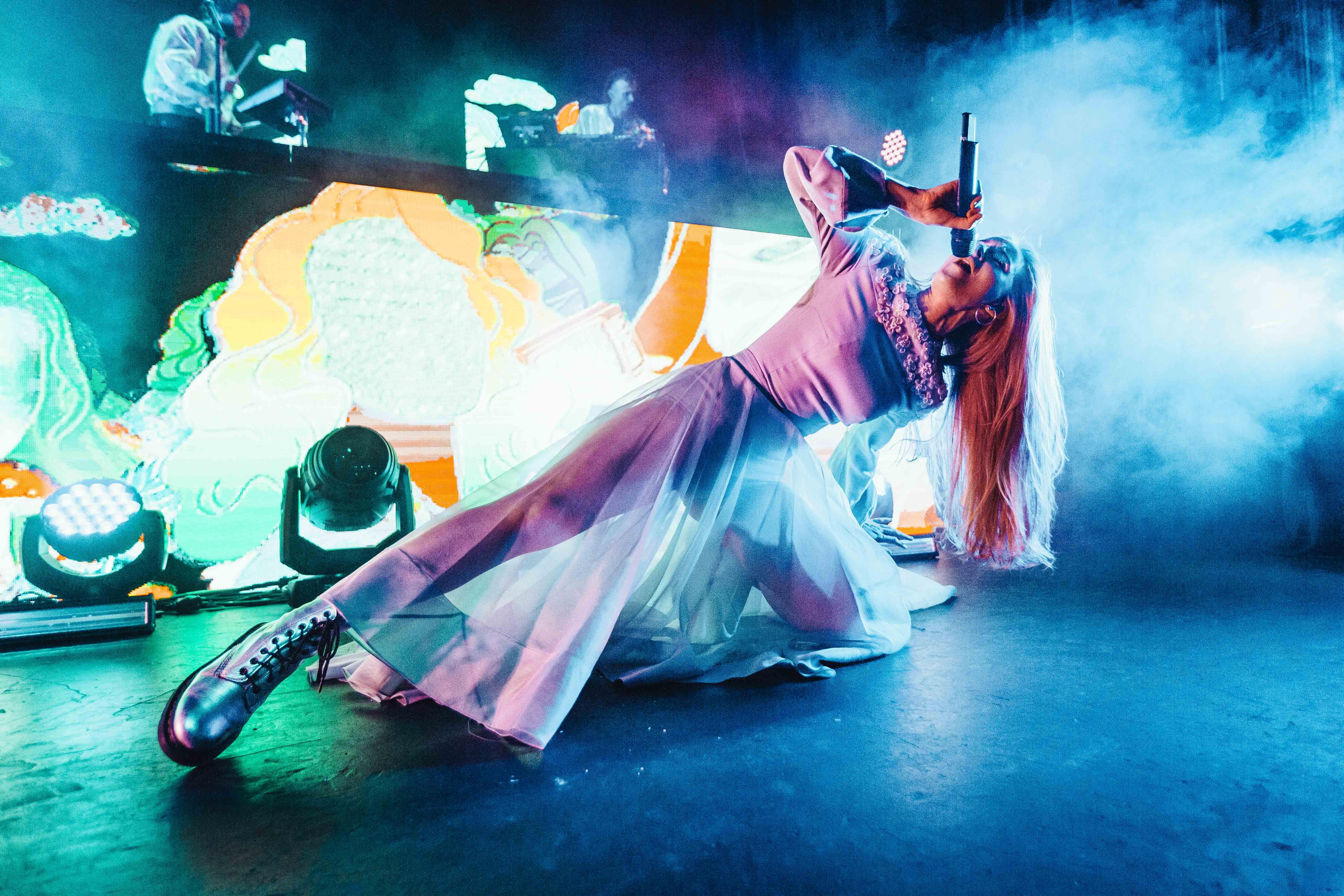 Vera Blue - The Tivoli