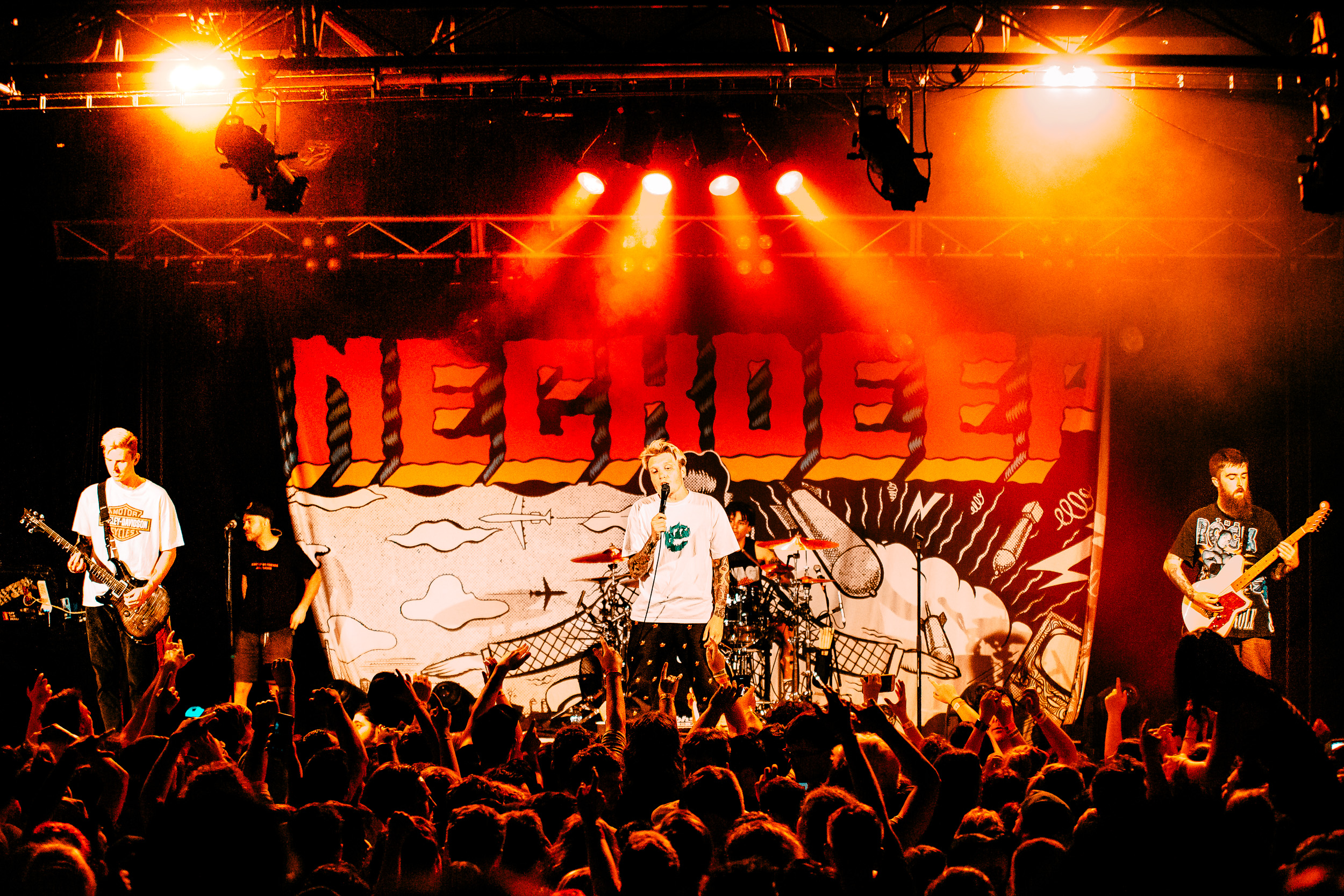 Neck Deep - Metro Theatre