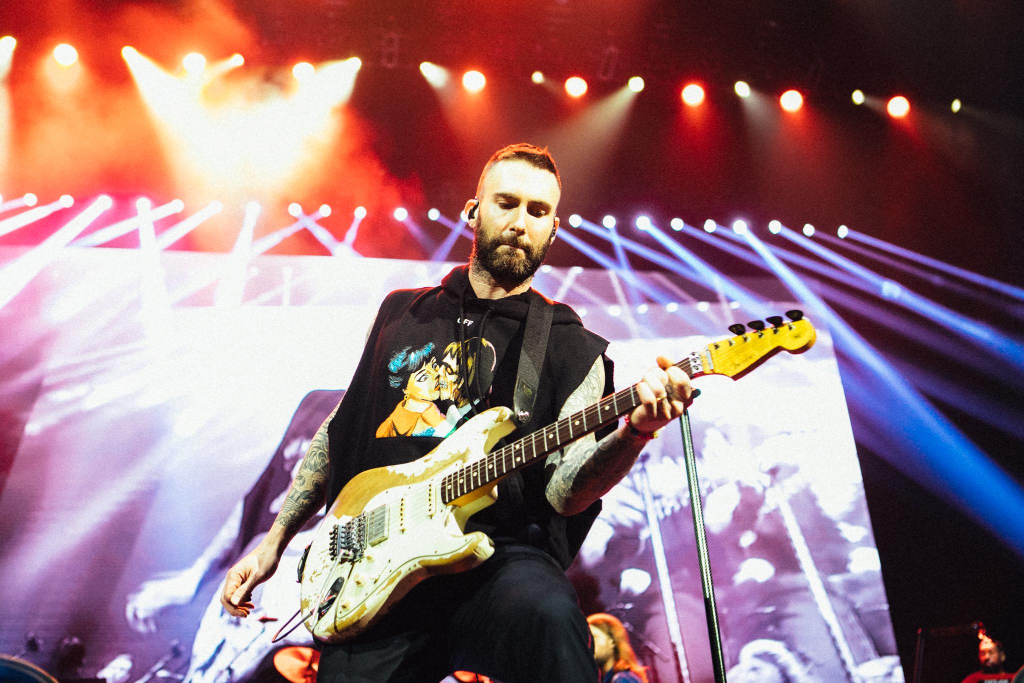 Maroon 5 - Qudos Bank Arena