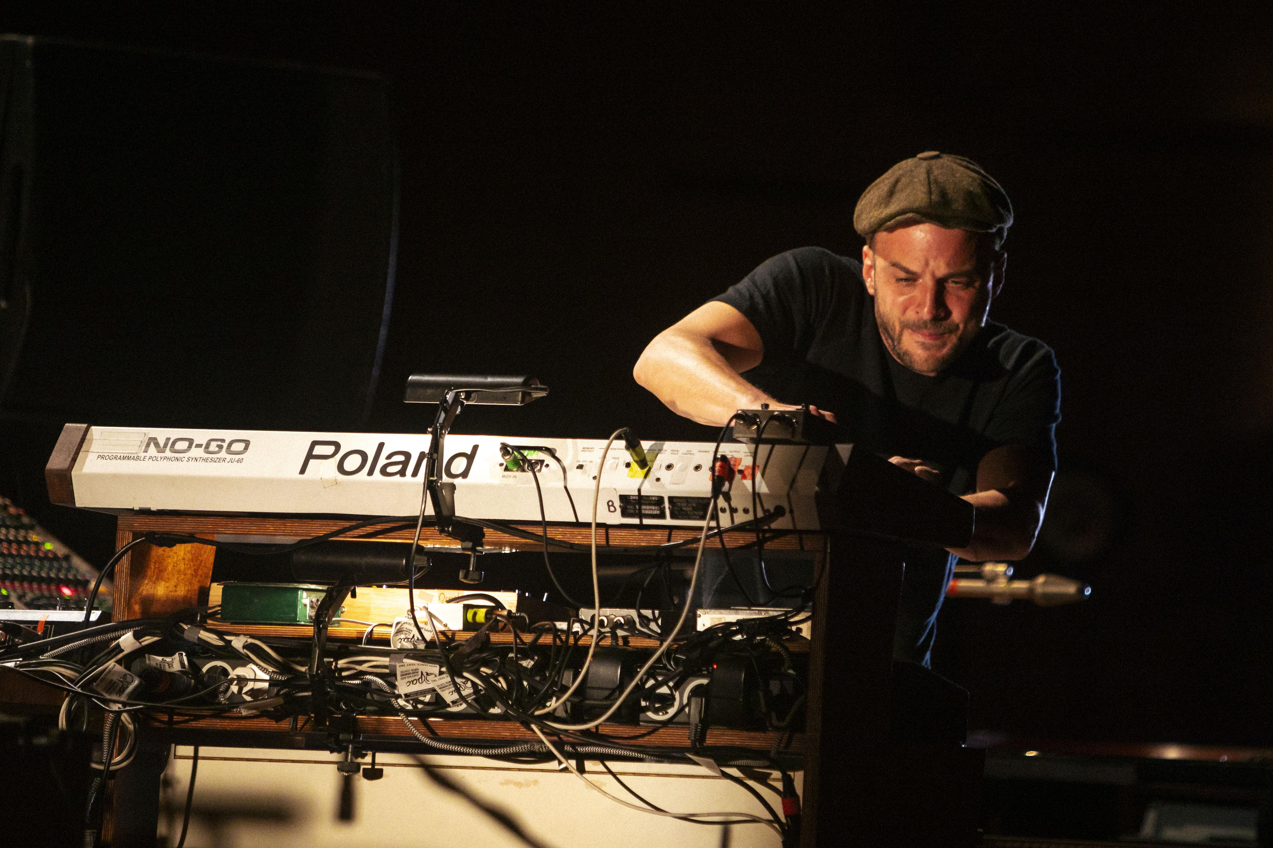 Nils Frahm - QPAC