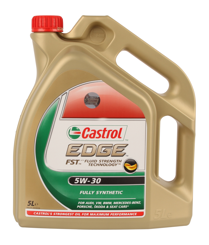 castrol edge fst full synthetic 5w30 engine oil 5l 3413348. Black Bedroom Furniture Sets. Home Design Ideas