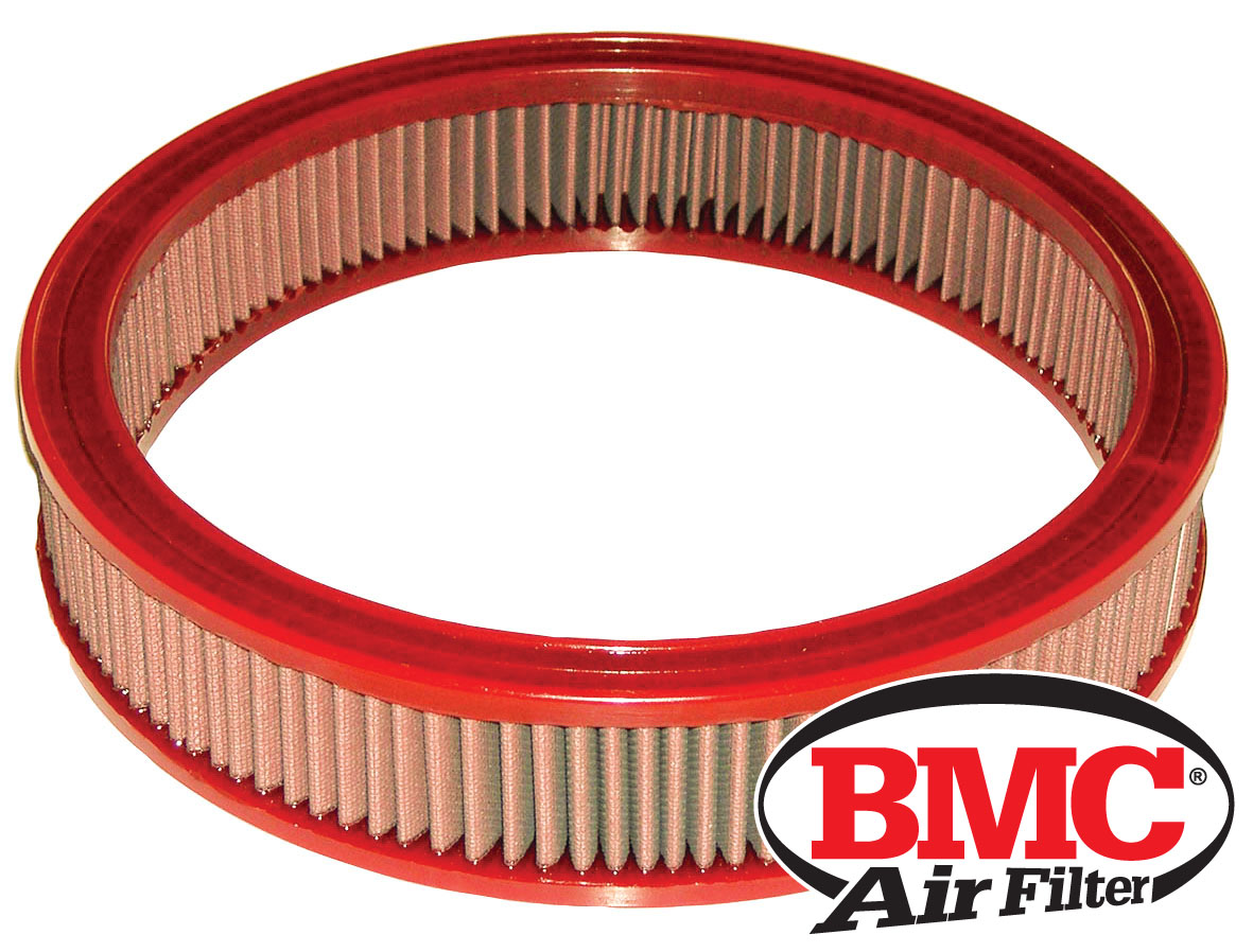 New *BMC ITALY* Air Filter For Ford Falcon LTD Fairlane F-Series Mustang V8 Pod