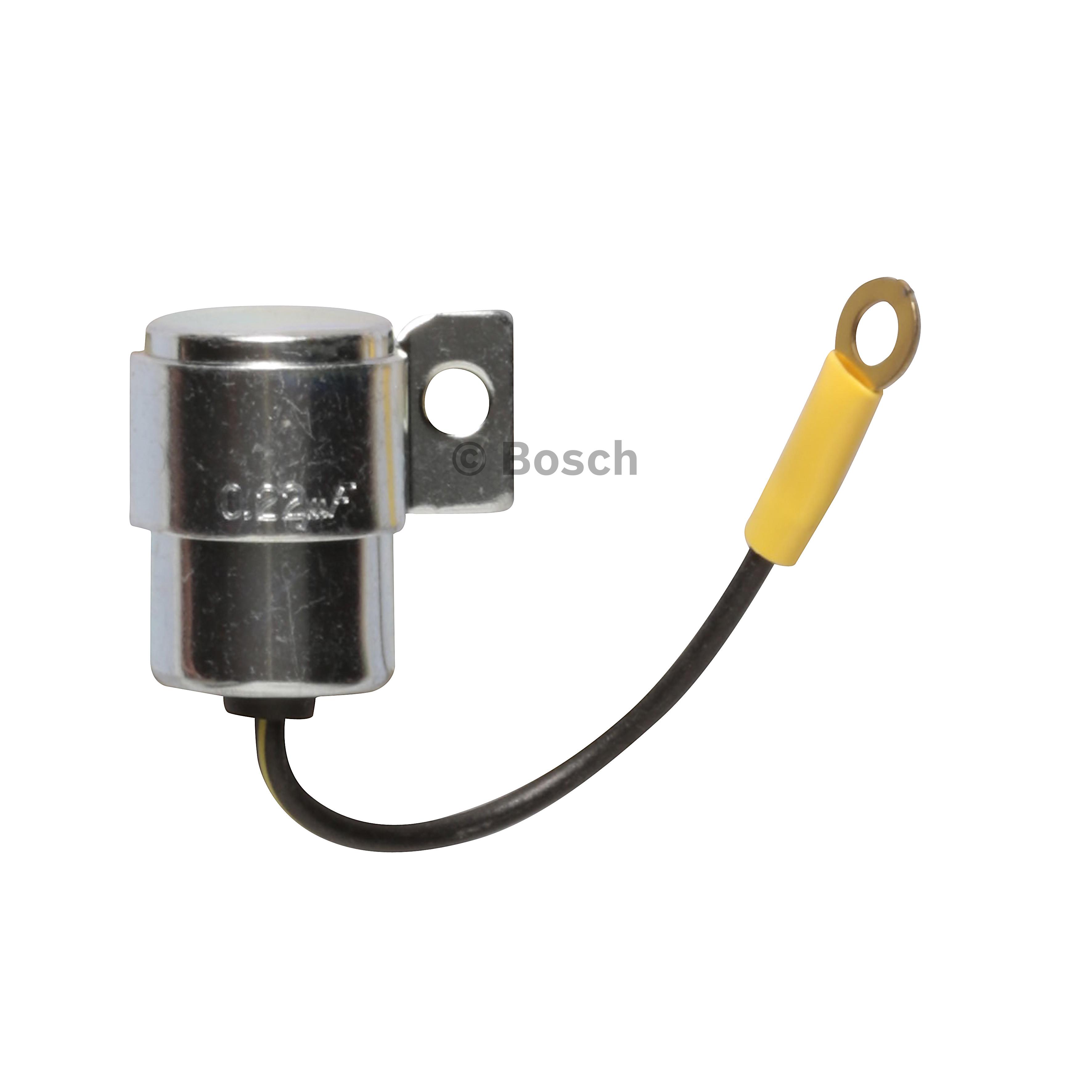 Bosch Ignition Condenser for Toyota Hiace 2.0 RH 2.0L Petrol 18R 1977-1982