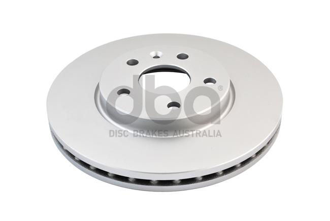DBA2015E 2 x DBA En-Shield Standard Rotor