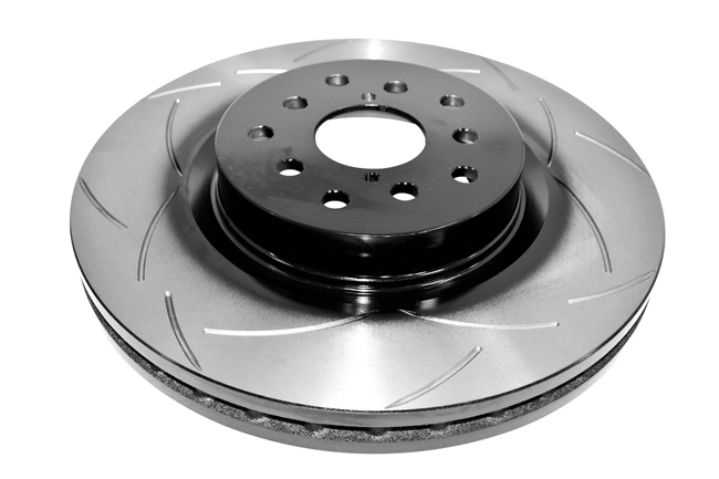 DIMPLED SLOTTED FRONT DISC BRAKE ROTORS+PADS for Subaru Liberty 3.0R 2004-2009