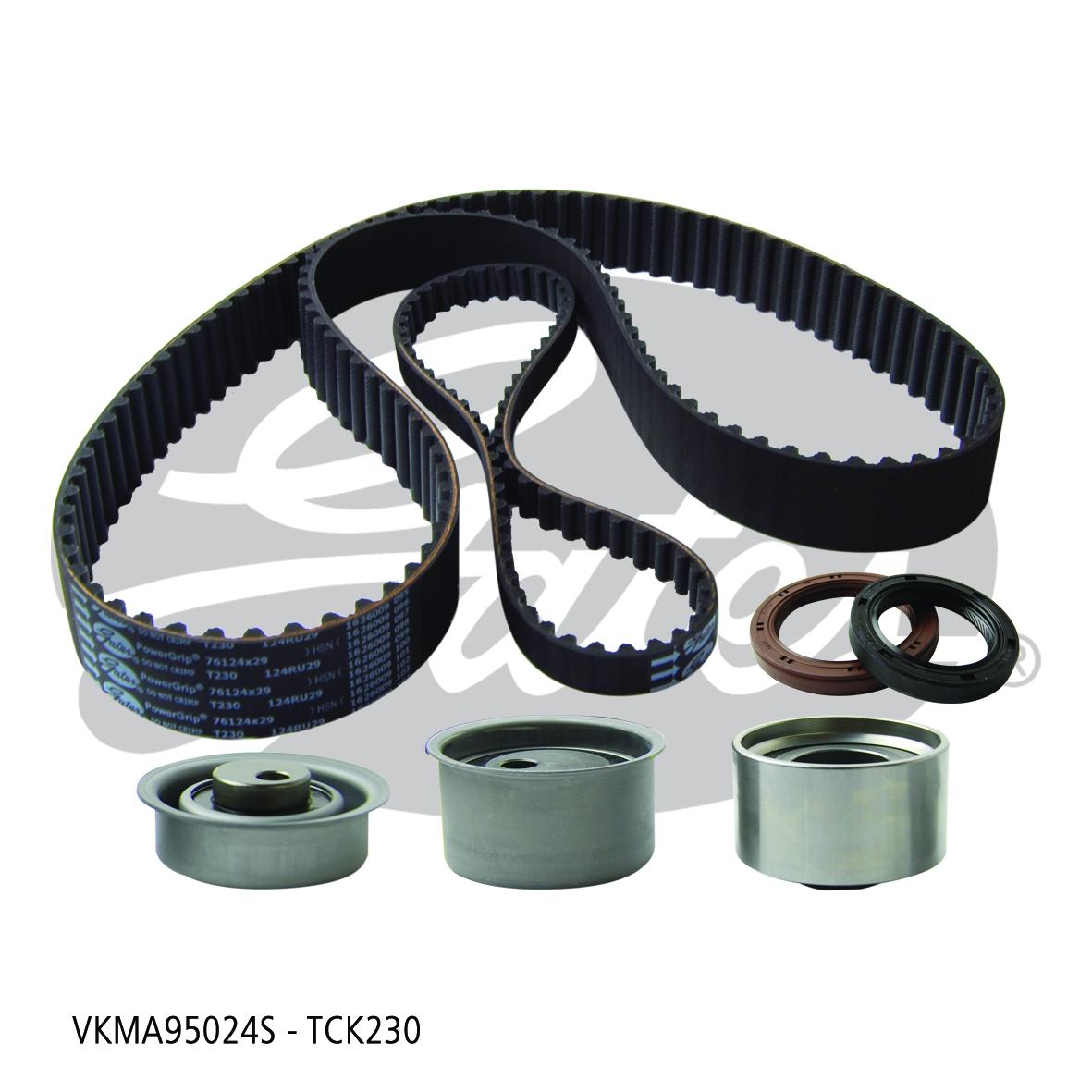 Gates Timing Belt Kit TCK230