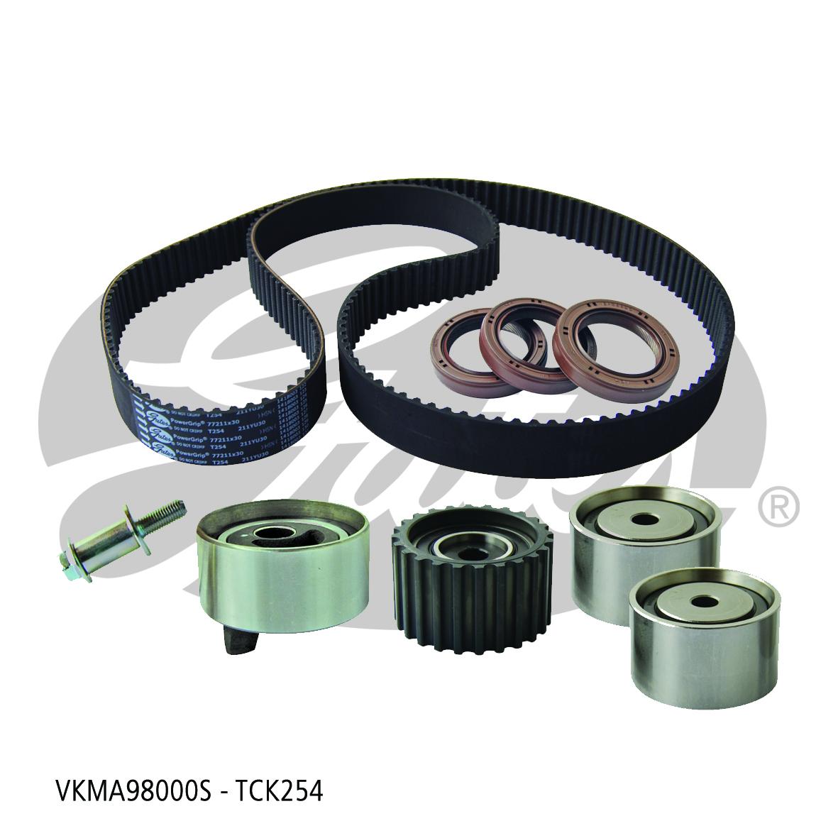 Gates Timing Belt Kit TCK254