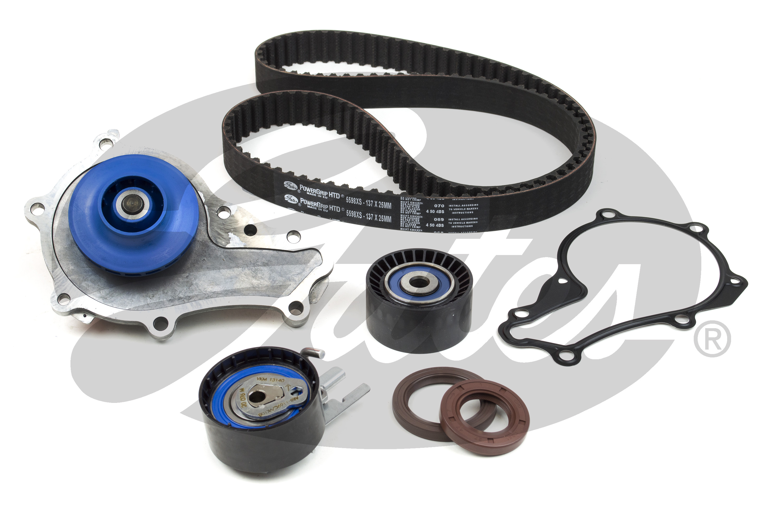 Miniature Timing Belts : New gates timing belt water pump kit tckwp fits mini
