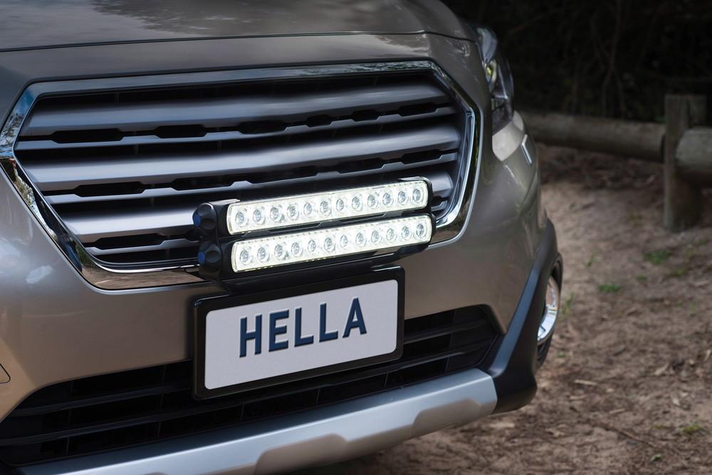 HELLA LED Driving Light Bar 470mm Pencil Beam 1398HD 9416325242031 ...