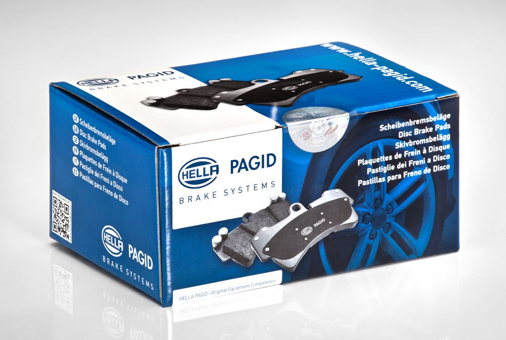 Pagid Brake Pad Set T1282