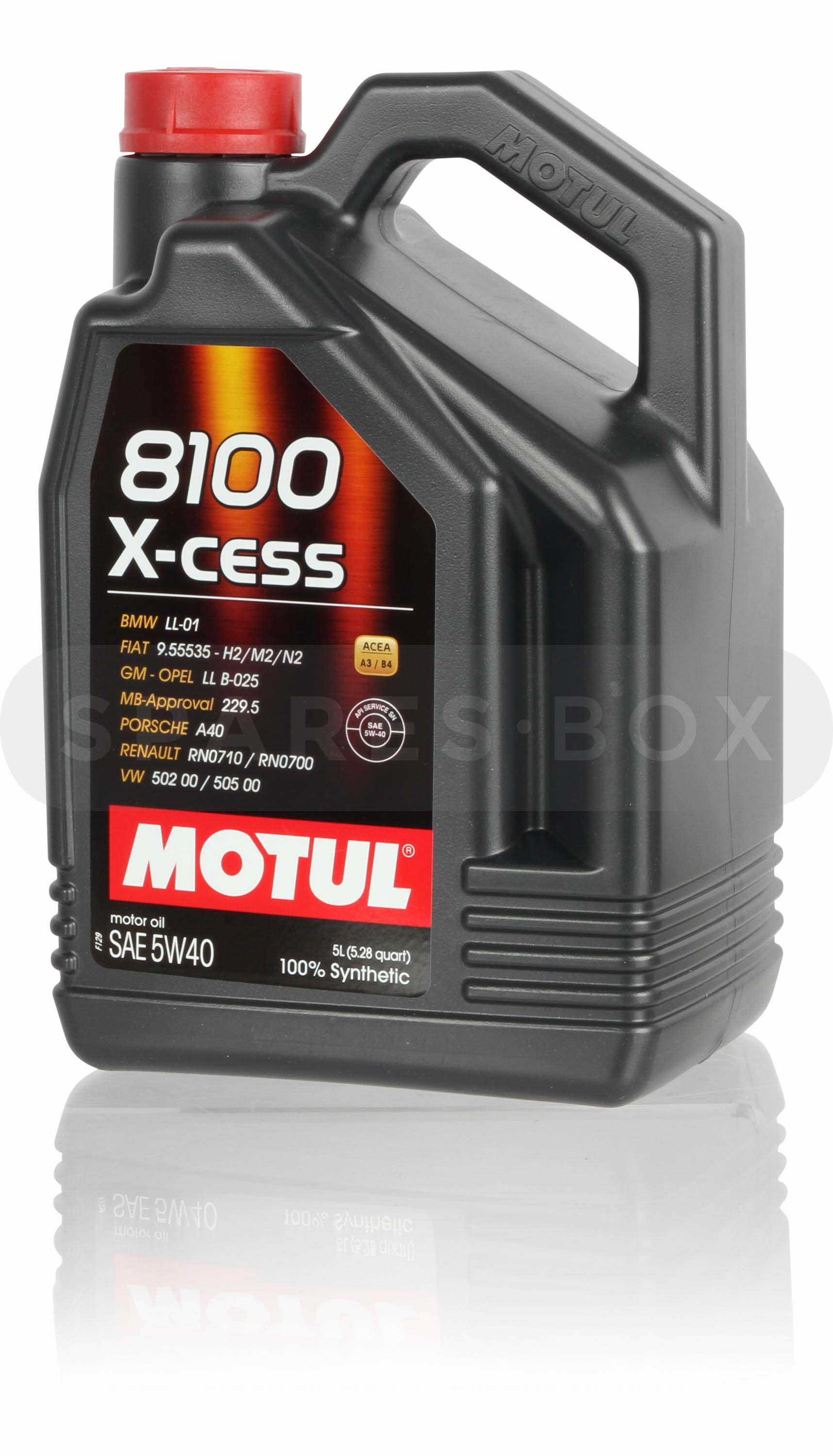 motul 8100 x cess 5w40 engine oil 5l ebay. Black Bedroom Furniture Sets. Home Design Ideas