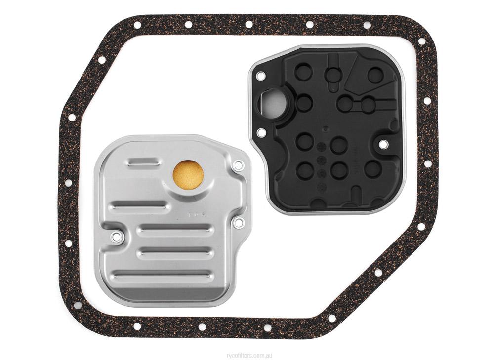 RTK45 Ryco Automatic Transmission Filter Service Kit FOR TOYOTA COROLLA /_E12T/_