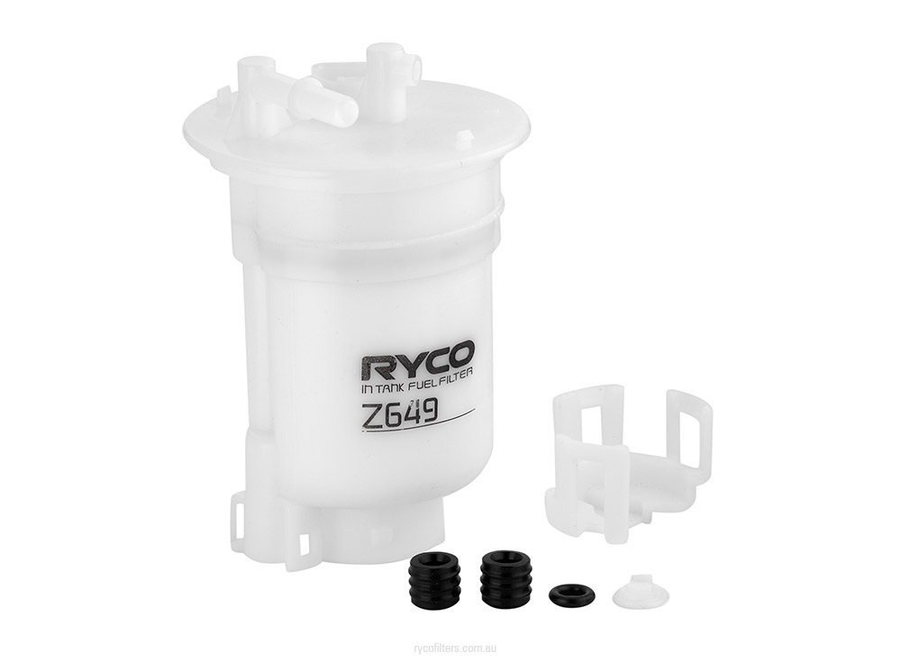 ryco fuel filter z649 fits honda accord euro 2 4 cl9 ebay. Black Bedroom Furniture Sets. Home Design Ideas
